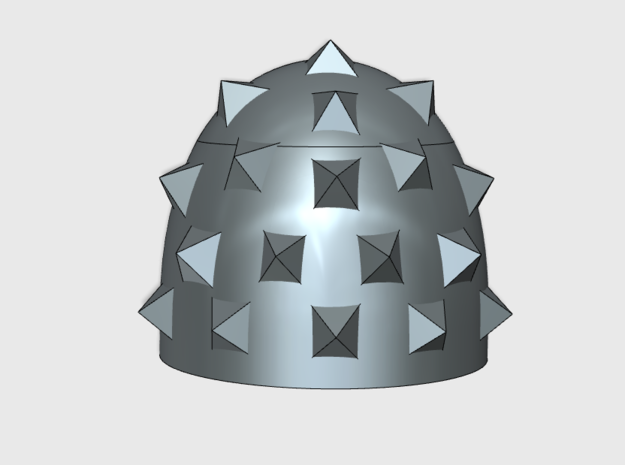 10x Spiked Pauldron - G:6a Shoulder Pad