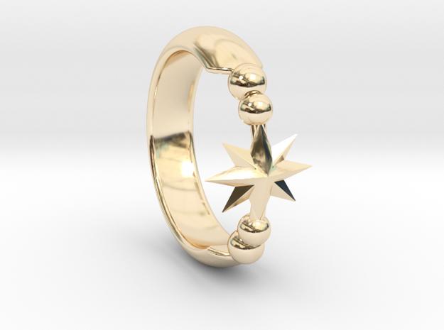 Ring of Star 14.1mm