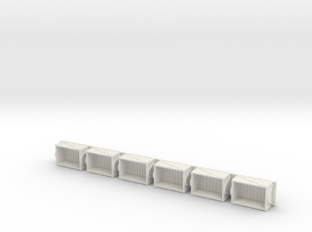 A-1-87-wdlr-a-class-open-fixed1b-x6 in White Natural Versatile Plastic