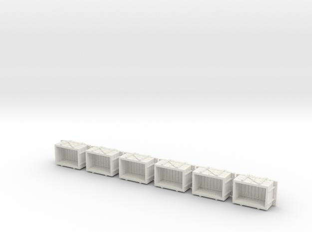 A-1-101-wdlr-a-class-open-2c-x6 in White Natural Versatile Plastic