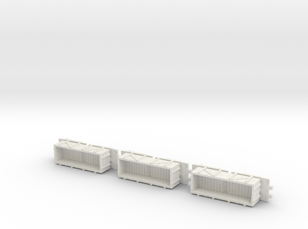 A-1-101-wdlr-c-wagon-full-plus1-x3 in White Natural Versatile Plastic