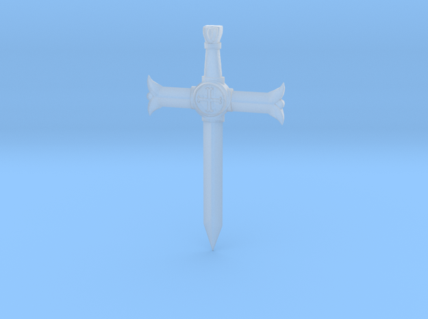 Sword Light Stone in Smoothest Fine Detail Plastic