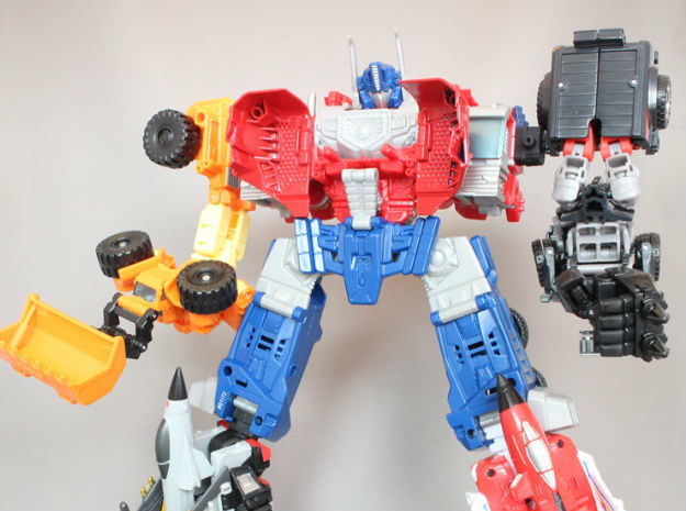 Combiner Wars joint(CW male joint and 5mm peg)