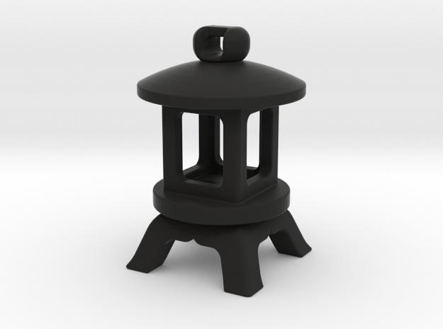 Japanese Stone Lantern B: Tritium (All Materials)