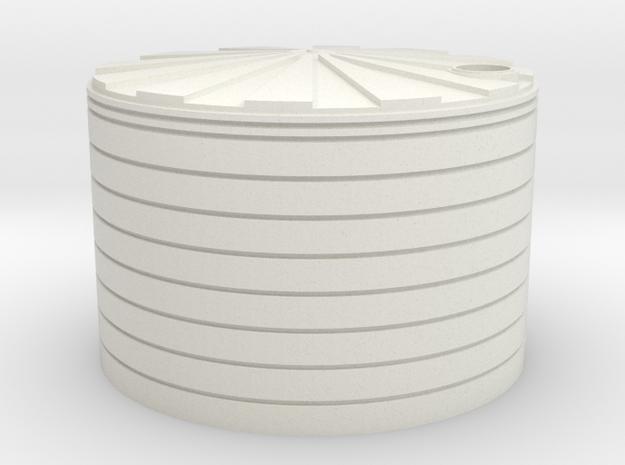 HO scale plastic water tank