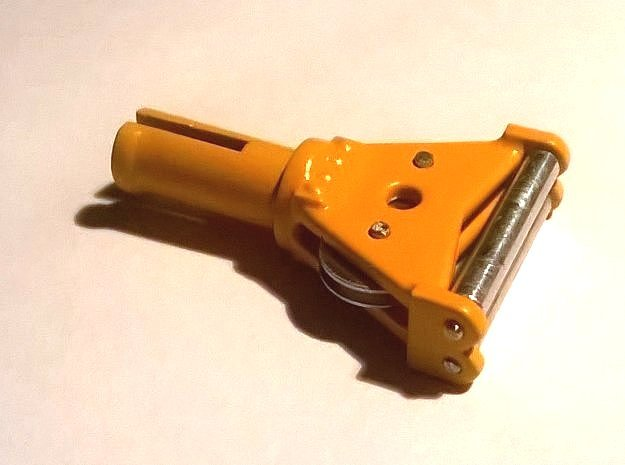 Fairlead assambly Weserhutte W180 in Smooth Fine Detail Plastic