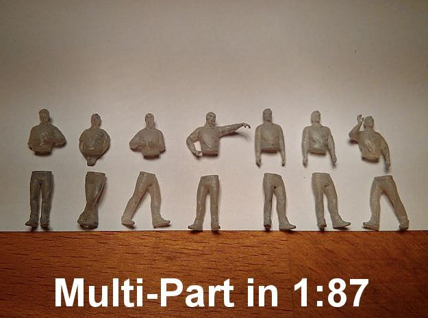 [1:87] Male set (multi-part)