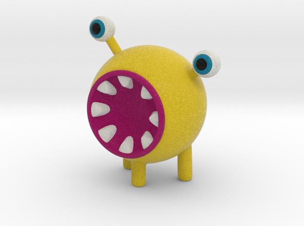 Little Monster Table Figurine in Full Color Sandstone