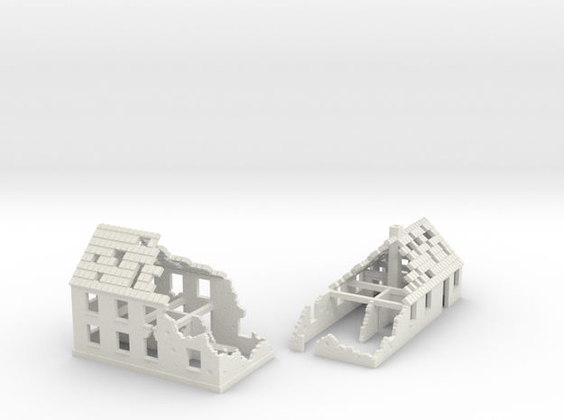 1:285 Ruins X2
