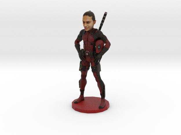 Your Minifigure as Deadpool