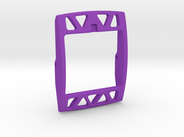 Swatch Replacement Buckle in Purple Strong & Flexible Polished