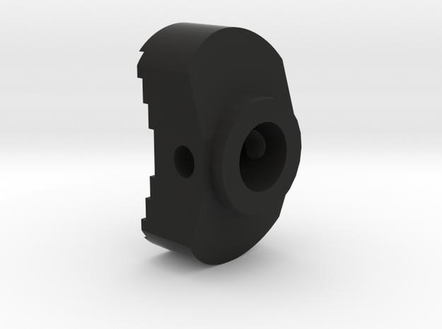 f-15 boat switch knob in Black Natural Versatile Plastic