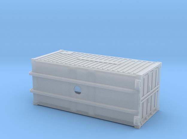 Oelwehr Container Schleswig-Holstein in 1:87 3d printed