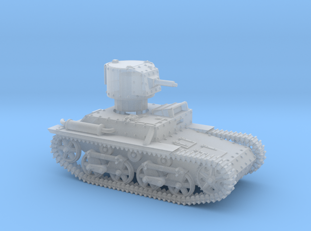 Carden Loyd Light Tank Mk.VIII (1:56 scale)