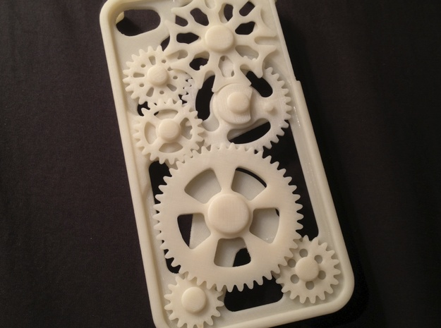 Gears for iPhone 4/4S Gear Case 3d printed