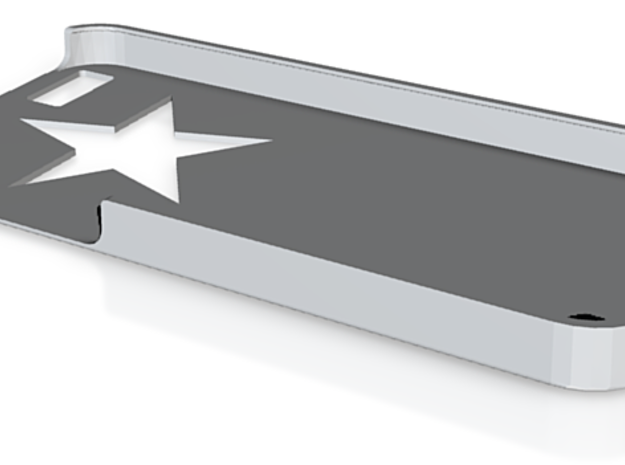 iPhone 5 Case - Applegram 3d printed