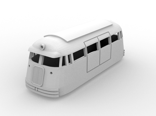 NSWR First  Series FP6(HO /1:87 Scale)