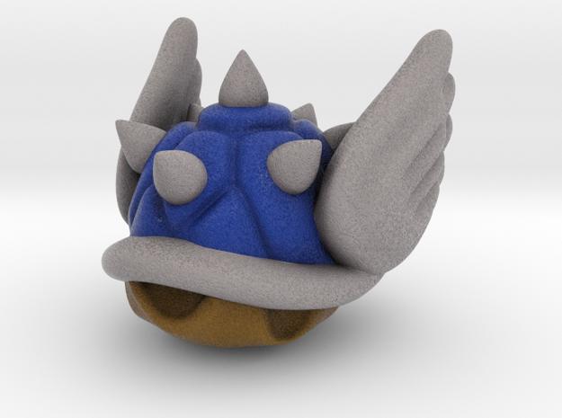 Small Blue Spiny Shell