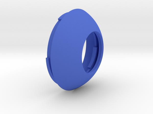 Raspberry Pi Camera PiBall Face Plate PB5GFP in Blue Processed Versatile Plastic