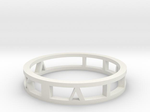 Model-82b90cb3af5264d0dfeb911801564cd1 in White Natural Versatile Plastic