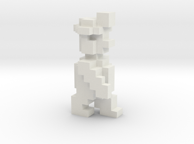 MM Willy-1L (Large, 4cm) 3d printed