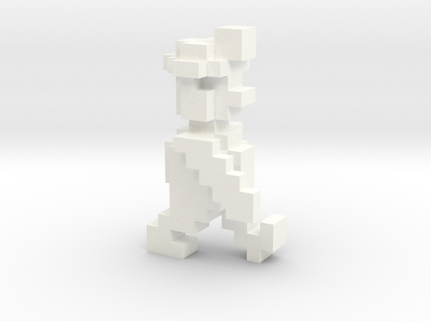 MM Willy-2L (Large, 4cm) 3d printed