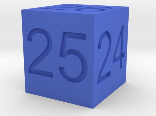 24,25,26 Ride Height Gauge in Blue Processed Versatile Plastic
