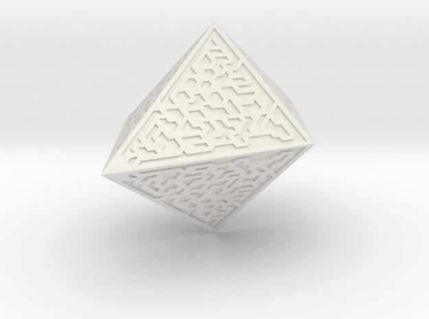 MTG Hedron in White Natural Versatile Plastic