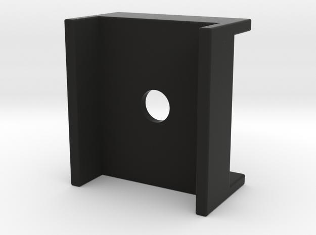 TVLogic 058 + Cinelock Antitwist Bottom in Black Strong & Flexible