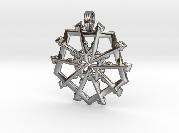 NEUTRON THRUST in Premium Silver