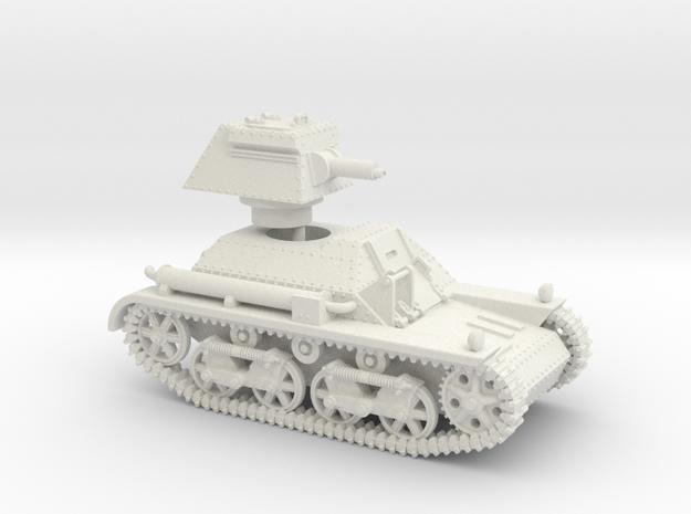 Vickers Light Tank Mk.IIa (28mm - 1/56th scale)