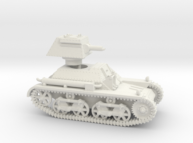 Vickers Light Tank Mk.IIb (28mm scale)
