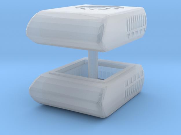 1/160 a pair Closed RV or sleeper air conditioner