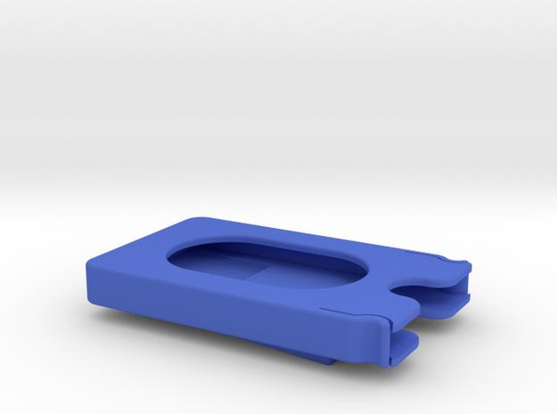 Minimalist Wallet in Blue Processed Versatile Plastic
