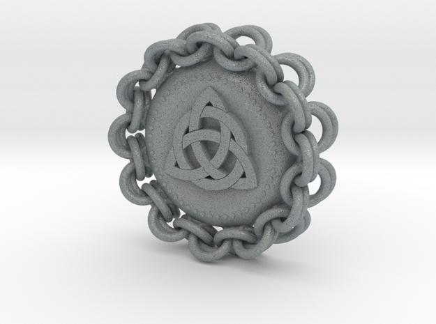 Celtic Chainmail Pendant