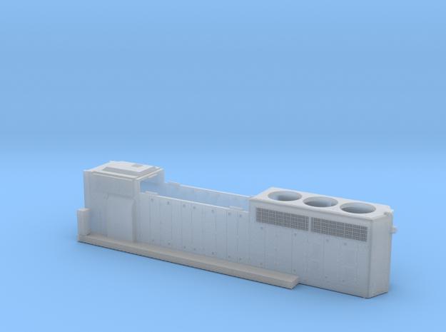 CP 5565-5628, 5659-5674 SD40-2 Rebuilt 1/87.1 in Smoothest Fine Detail Plastic