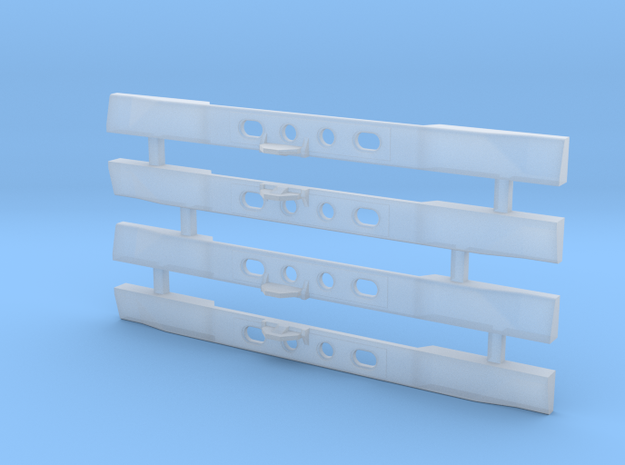 PLH21A Sill Part (Style B) in Smoothest Fine Detail Plastic