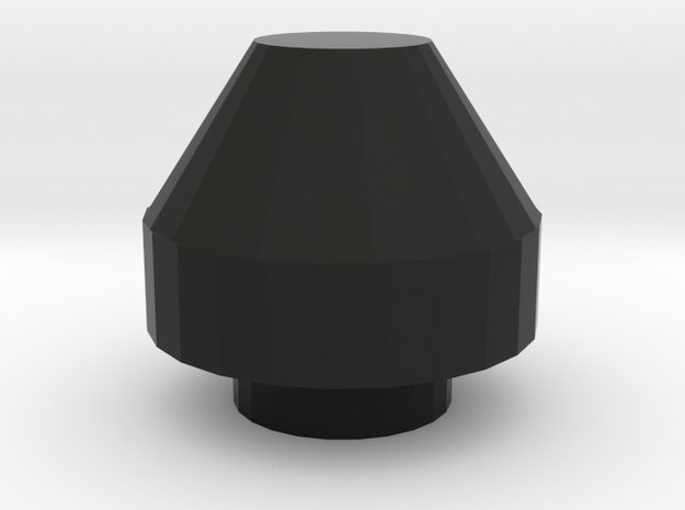 Snorkel air intake cap small D90 Gelande 1:10