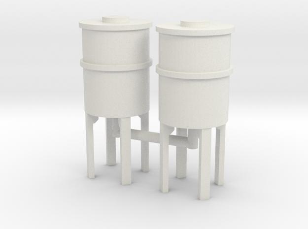 N scale precast concrete tank