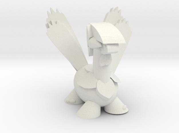 Tropius in White Strong & Flexible