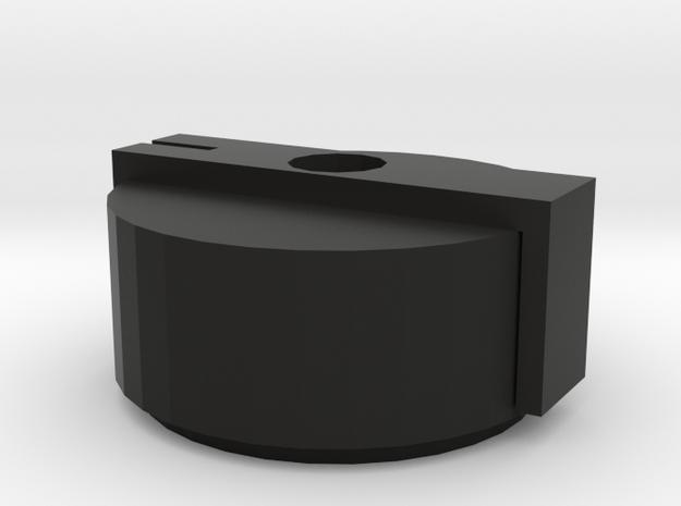 Boss FA-1 FET Amplifier Knob in Black Natural Versatile Plastic