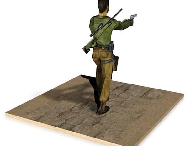 Counter Strike 1.6 Leet Terrorist 3d printed
