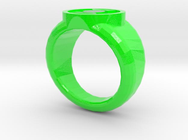 Earth 2 Green Lantern Ring