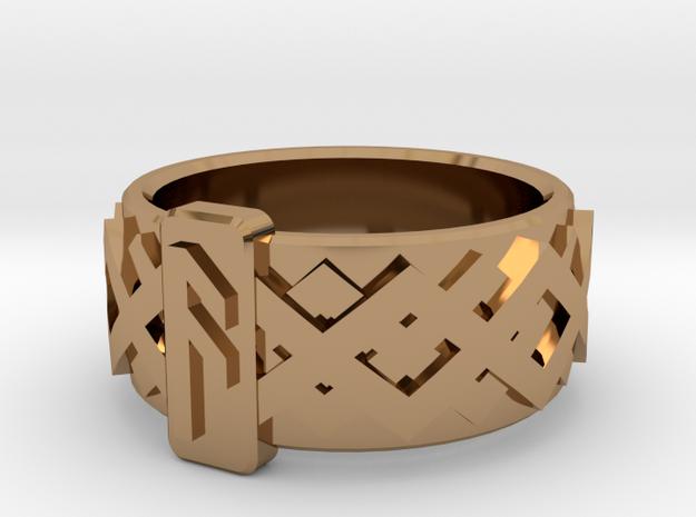Norse Ansuz Ring