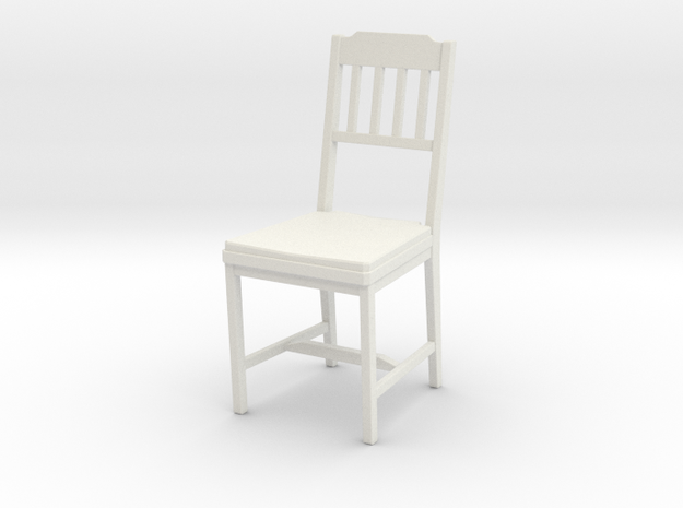Chair 04. 1:24 Scale