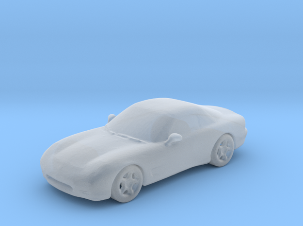 1/160 Mazda RX7 FD3S in Frosted Ultra Detail