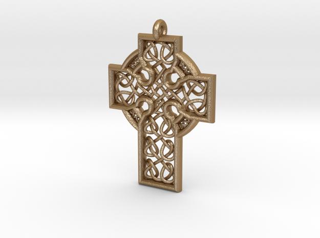 Celtic Cross 3d printed