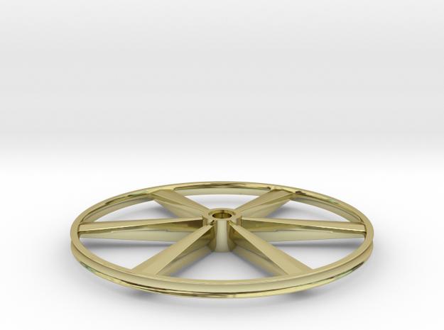 "CHAPP, 1:8 Scale, 26"" Bicycle Wheel, 120904 3d printed"
