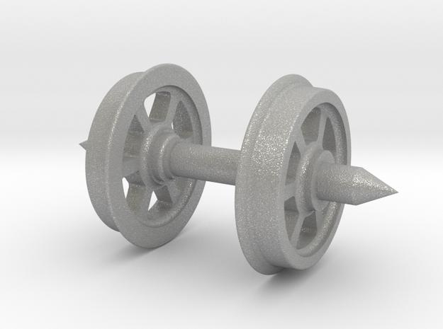 Wheel O9 17in 6 Spoke Test