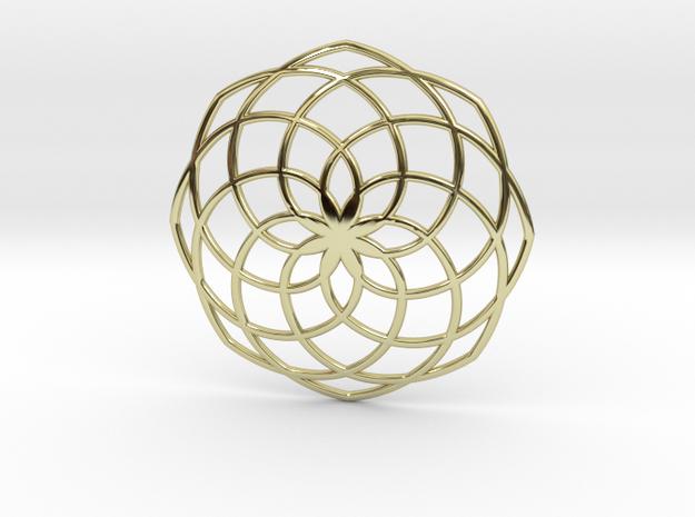 Classic Spiral Pendant